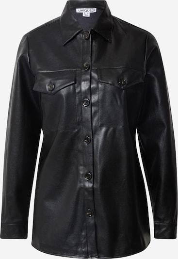 Unique21 Bluse 'Utility' in schwarz, Produktansicht
