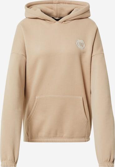 OW Intimates Sweatshirt in hellbeige, Produktansicht