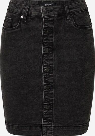 SISTERS POINT Rock 'Olivia' in schwarz, Produktansicht