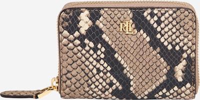 Lauren Ralph Lauren Wallet in beige / brown / black, Item view