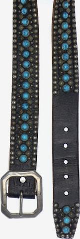 UNBEKANNT Belt in XS-XL in Black