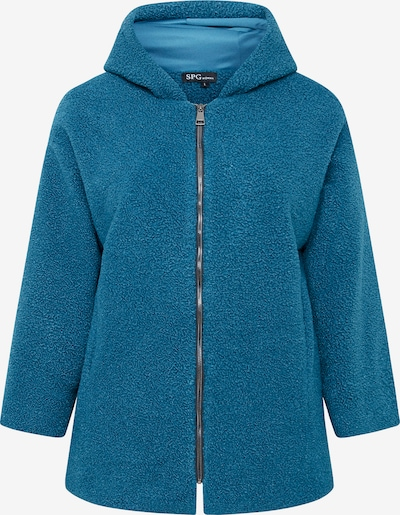 SPGWOMAN Winter Coat in Turquoise, Item view