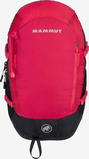 MAMMUT Sac à dos de sport 'Lithia Speed 15L' en rose / noir, Vue avec produit