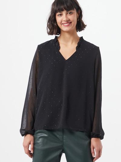 VILA Blouse 'DARCEY' in de kleur Zwart, Modelweergave