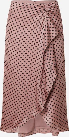 Ted Baker Falda 'Savsaa' en rosé / negro, Vista del producto
