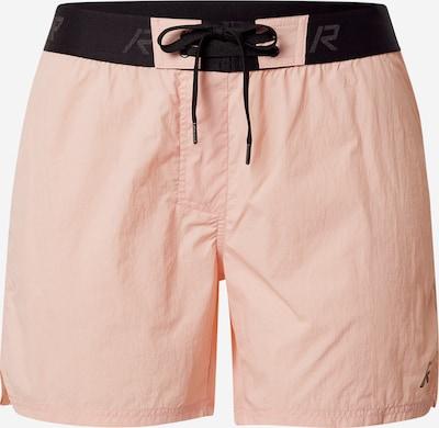 Rukka Pantalón deportivo en rosa / negro, Vista del producto