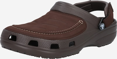 Crocs Klompe 'Yukon Vista' u moka smeđa / tamno smeđa, Pregled proizvoda