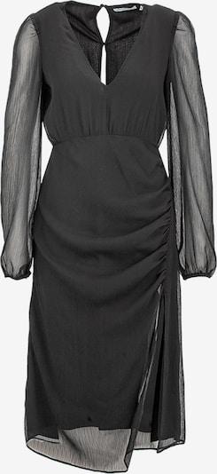 Young Poets Society Kleid  ' Felia maxi longsleeve 214 ' in schwarz, Produktansicht