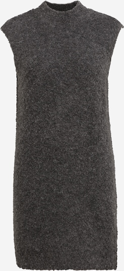 Pieces Petite Knitted dress 'FREE' in Dark grey, Item view