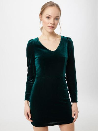 NAF NAF Kleid in smaragd, Modelansicht