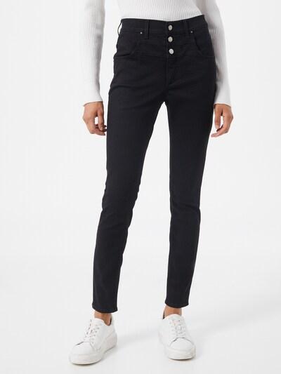 Džinsai iš Karl Lagerfeld Denim , spalva - juodo džinso spalva: Vaizdas iš priekio