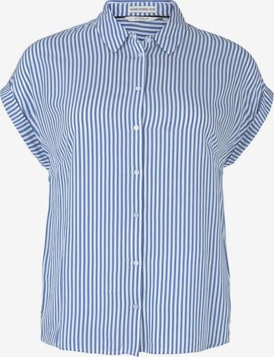 MY TRUE ME Blusa en azul claro / blanco, Vista del producto