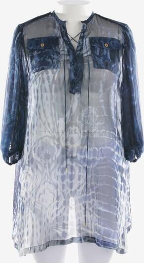 Emilio Pucci Bluse / Tunika in XL in dunkelblau, Produktansicht