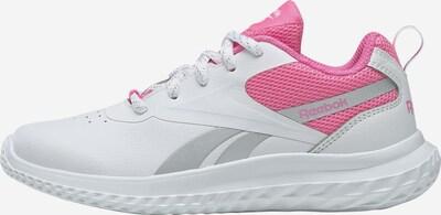 Reebok Classic Sneaker in dunkelpink / weiß, Produktansicht