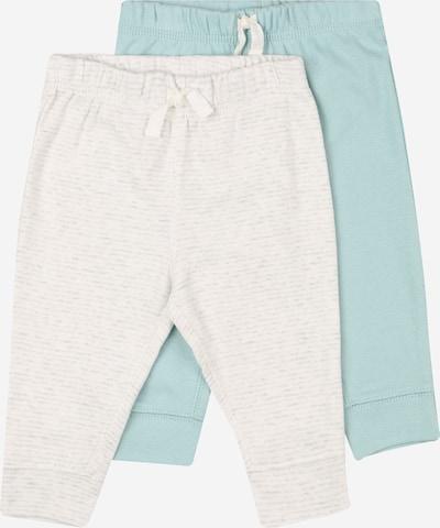 Carter's Hose 'BOTTOMS' in hellblau / weiß, Produktansicht