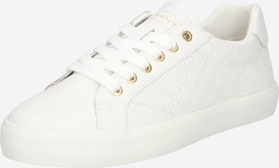 GANT Platform trainers in Gold / White, Item view