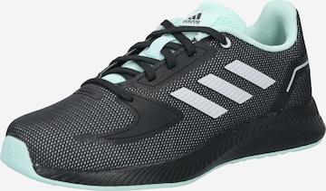 Pantofi sport 'RUNFALCON 2.0 K' de la ADIDAS PERFORMANCE pe negru