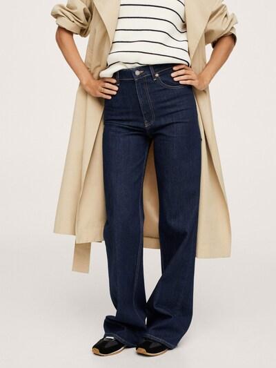 MANGO Jeans 'TELMA' in blue denim, Modelansicht