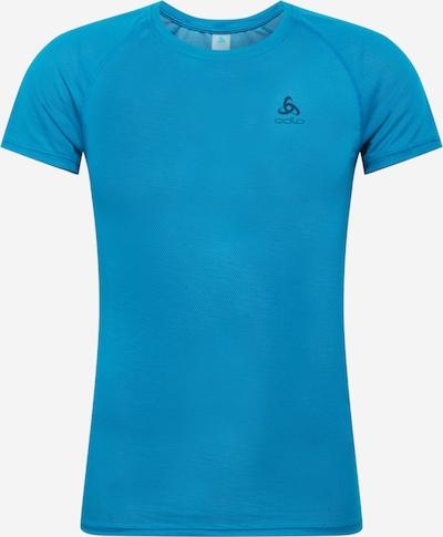 ODLO Sportshirt in blau / dunkelblau, Produktansicht
