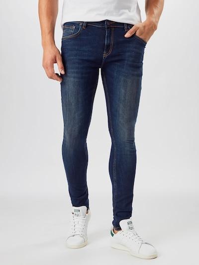 LTB Jeans 'Smarty' in de kleur Blauw denim, Modelweergave