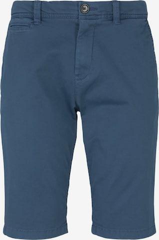 TOM TAILOR Shorts 'Josh' in Blau