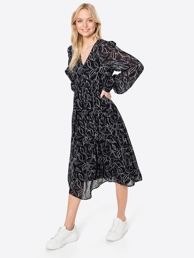 Esprit Collection Kleid in navy / weiß, Modelansicht