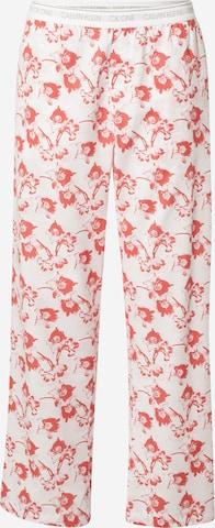 Calvin Klein Underwear Pidžaamapüksid 'CK One', värv valge