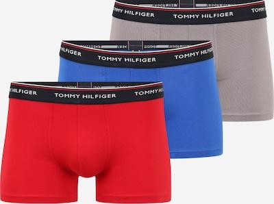 Boxer trumpikės iš Tommy Hilfiger Underwear , spalva - mėlyna / pilka / raudona / juoda / balta, Prekių apžvalga