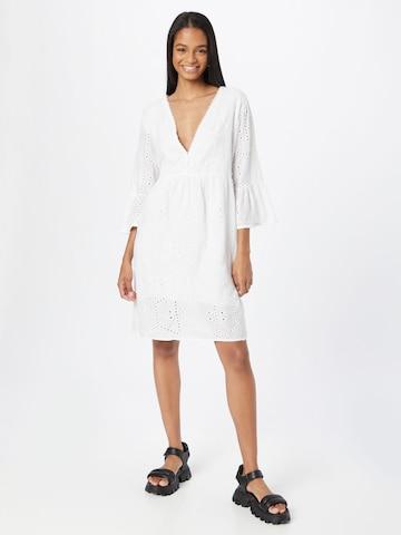Zwillingsherz Nyári ruhák 'Jenna' - fehér