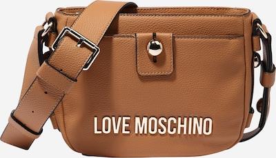 Love Moschino Crossbody bag in Camel, Item view