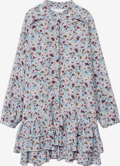 MANGO KIDS Kleid in opal / mischfarben, Produktansicht