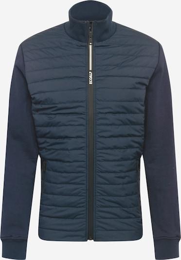 ECOALF Tussenjas 'TOULOUSE' in de kleur Donkerblauw, Productweergave