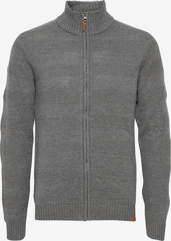 BLEND Strickjacke 'Galmaro' in Grau