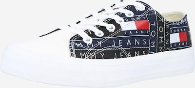 Sneaker low Tommy Jeans pe albastru / roșu / negru / alb, Vizualizare produs