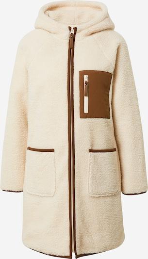 Cotton On Přechodný kabát - krémová / hnědá, Produkt
