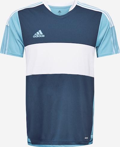 ADIDAS PERFORMANCE Camiseta de fútbol 'Tiro 21' en marino / azul claro / blanco, Vista del producto