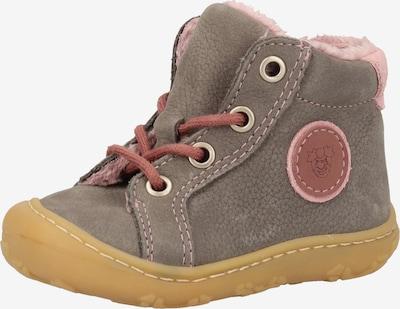 Pepino Buty dziecięce w kolorze szary / różowy pudrowym, Podgląd produktu