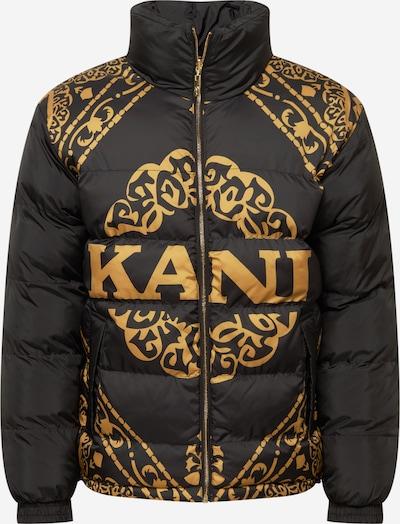 Karl Kani Zimska jakna u zlatno žuta / crna, Pregled proizvoda