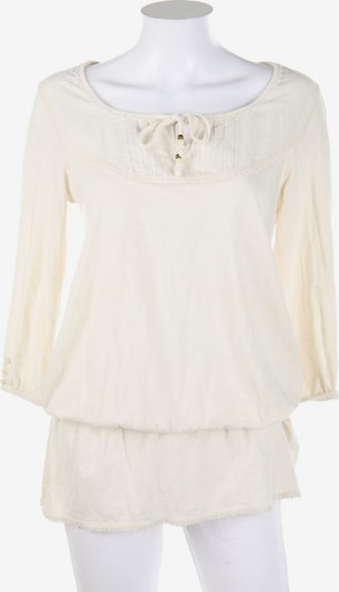 Q/S by s.Oliver 3/4-Arm-Shirt in S in offwhite, Produktansicht