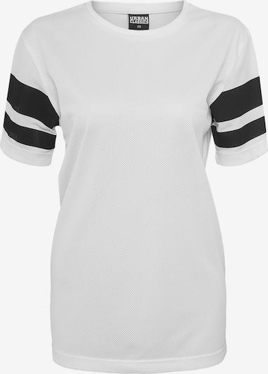 Urban Classics T-Shirt in schwarz / weiß, Produktansicht