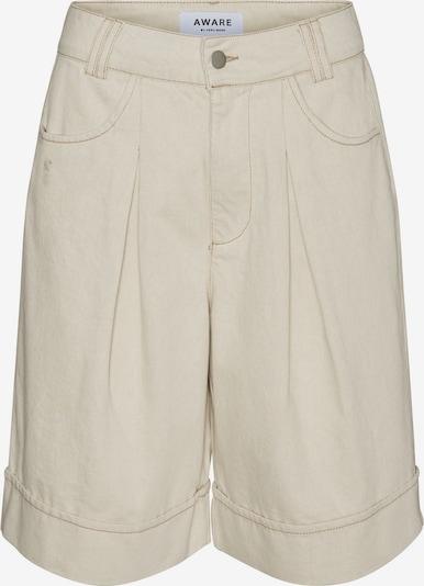 VERO MODA Plisované nohavice 'Fiona' - krémová, Produkt