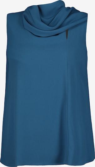 Ulla Popken Top in de kleur Royal blue/koningsblauw, Productweergave