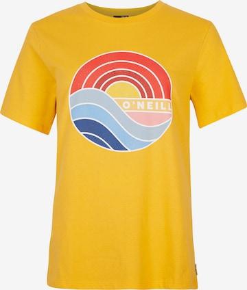 O'NEILL Shirt 'Sunrise' in Orange