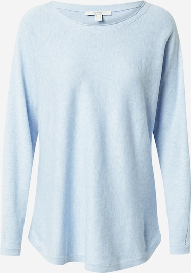 ESPRIT Sweater in light blue: Frontal view