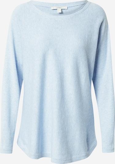 ESPRIT Sweter w kolorze jasnoniebieskim: Widok z przodu