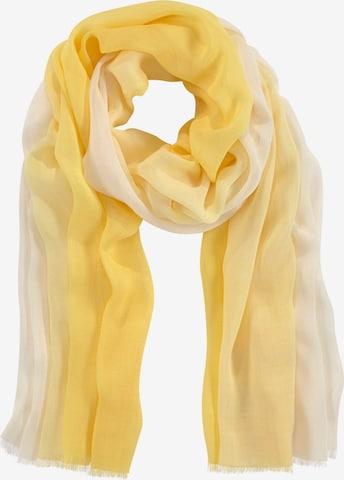 J. Jayz Scarf in Yellow