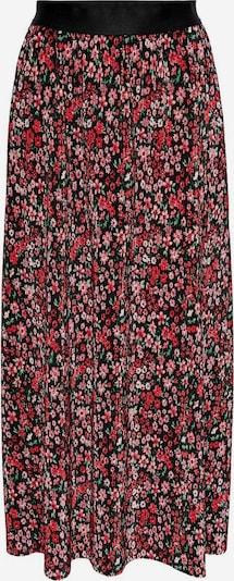 ONLY Sukně 'Lena' - zelená / růžová / červená / černá, Produkt