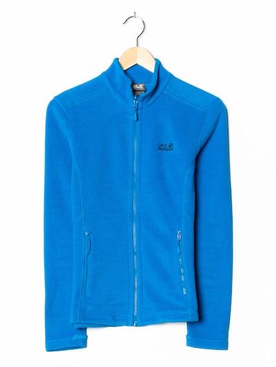 JACK WOLFSKIN Jacket & Coat in M-L in Neon blue, Item view