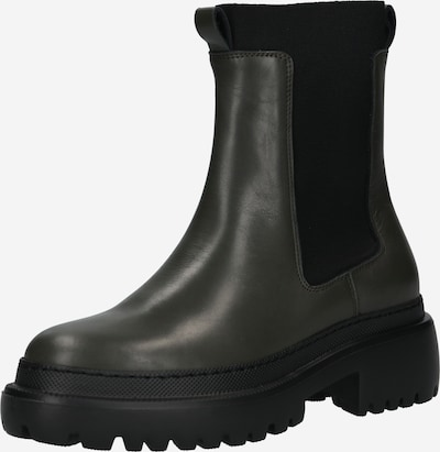 ABOUT YOU Stiefelette 'Rebecca' in oliv, Produktansicht