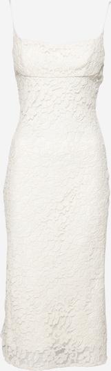 Bardot Cocktailjurk in de kleur Crème, Productweergave